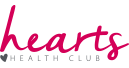 Hearts Health Club Logo
